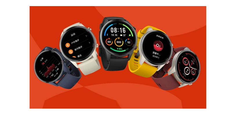 Xiaomi Launched Mi Watch Color Sports Edition At Just Under ₹8,000 With 22-Day Battery Life