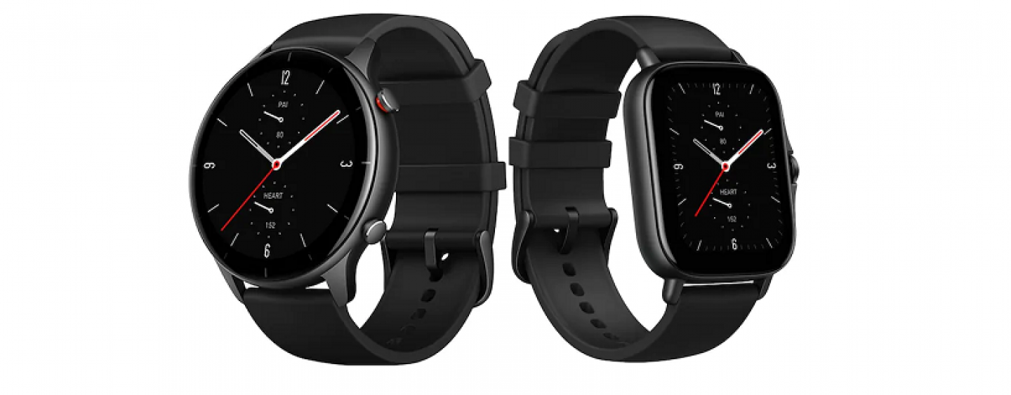 Amazfit Launched Two Budget-Segment Smartwatches GTR 2e And GTS 2e