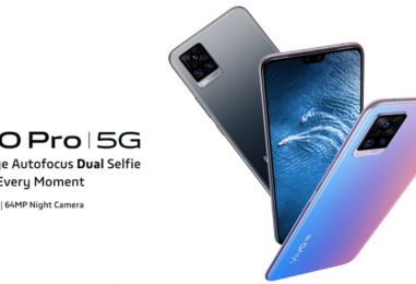 Vivo Revealed V20 Pro 5G With AMOLED Screen And Snapdragon 765G In India