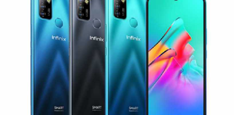 Infinix Launched Smart 5 In The Indian Market With Helio G25 Processor And 6,000 mAh Battery