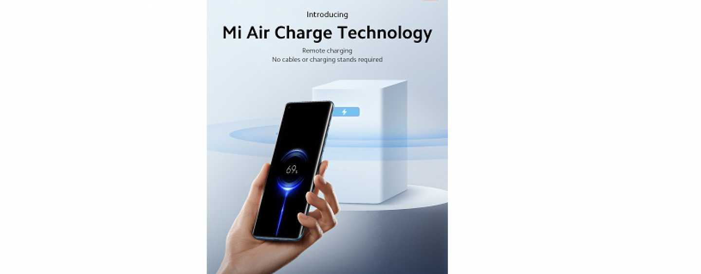 Mi Air Charge By Xiaomi: Now Charge Your Devices Without Stands Or Cables!