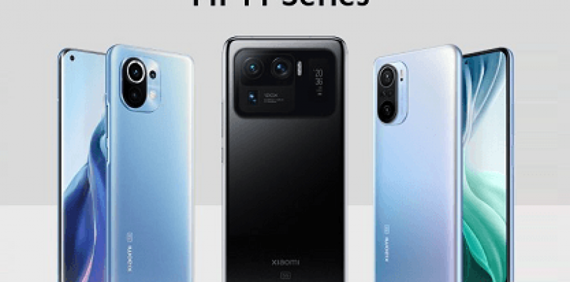 Xiaomi Launched Its All-new Mi 11 Lineup Globally, Will Include Mi 11 Ultra, Mi 11 Lite, and Mi 11i