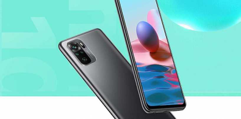 Xiaomi Revealed Redmi Note 10 Lineup For The Indian Market, Will Go On Sale Through Amazon