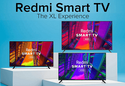 Redmi Launched Its Smart TV X Series In The Indian Market