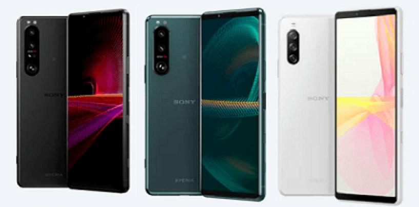 Sony Launched Xperia 1 III, Xperia 5 III, and Xperia 10 III Smartphone Lineup on Apr 14