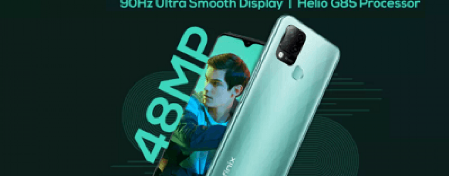 Infinix Hot 10S Launched With MT Helio G85 & 90Hz Display In The Indian Market