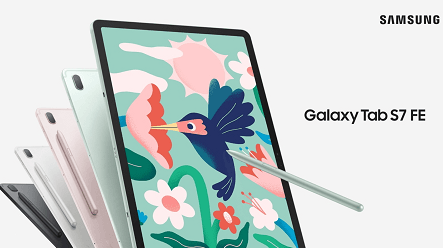 Samsung Revealed Galaxy Tab A7 Lite and Galaxy Tab S7 FE; Here Are Key Details
