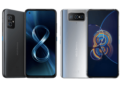 ASUS Revealed ZenFone 8 and ZenFone 8 Flip With Snapdragon 888 & 64MP Camera