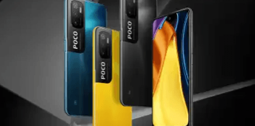 POCO Launched Its All-new Poco M3 Pro 5G In India; Will Be Available On Flipkart
