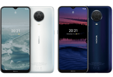 Nokia G20 Launched With Helio G35 and 5,050 mAh Battery; Here Are Few Key Specs