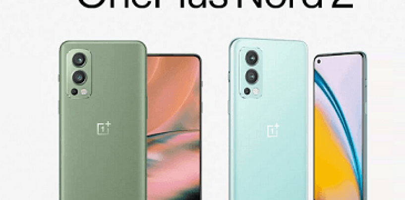 OnePlus Nord 2 5G Announced In The Indian Market; Will Sport Dimensity 1200 AI Chipset