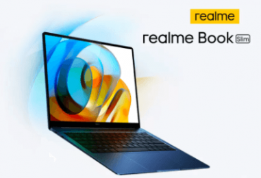 Realme Debuted The Laptop Segment With Book Slim; Powered By 11th-gen Intel Chip & 54Wh Battery