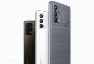 Realme GT Master Edition & Realme GT Unveiled In India; Will Sport Snapdragon 888
