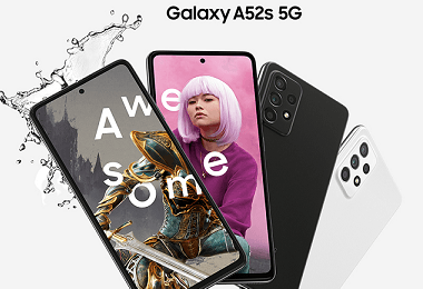 Samsung Unveiled Galaxy A52s With 120Hz Display & IP67 Ratings In The Indian Market