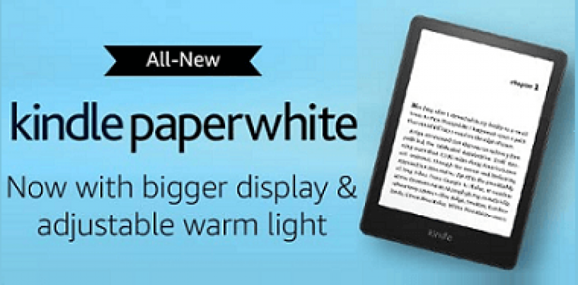Amazon Unveiled Kindle Paperwhite and Paperwhite Signature In India; Claims To Offer 10-week Battery Life