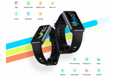 Realme Unveiled Band 2 In Malaysia; Claims To Offer 12-day Battery Life & Multiple Sport Modes