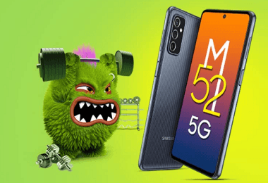 Samsung Launched Galaxy M52 5G In India; Will Sport Snapdragon 778G & 120Hz Display
