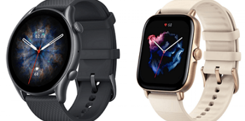 Amazfit Launched GTR 3 Pro, GTR 3, GTS 3 Smartwatches With Integrated Alexa Support; Here Are Key Details